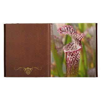 Plant - Pretty as a pitcher plant iPad Folio Covers