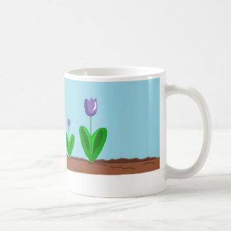 Plant Seeds Coffee Mug