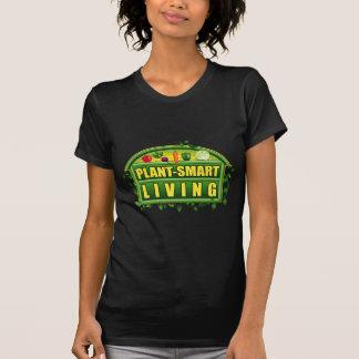 Plant-Smart Living T-shirts