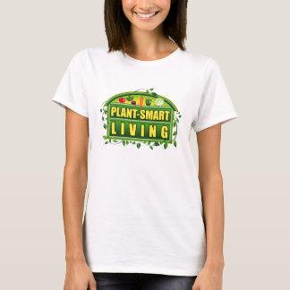 Plant-Smart Living Women's Basic T-Shirt