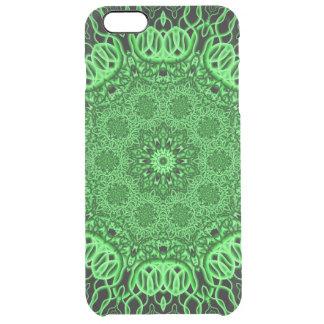 Plant Structures Mandala Clear iPhone 6 Plus Case