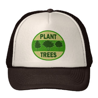 Plant Trees Trucker Hats