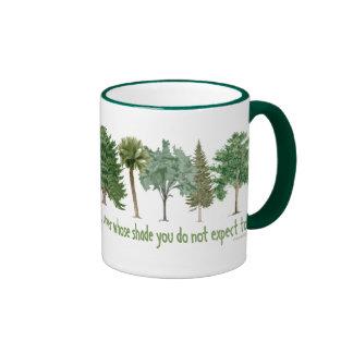 Plant Trees Mugs