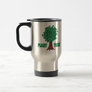 Plant Trees Travel Mug