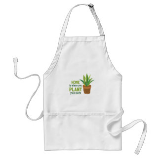 Plant Your Seeds Standard Apron