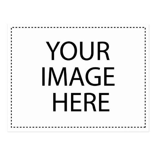 Plantilla horizontal de la postal post card