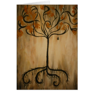 Planting Roots Card