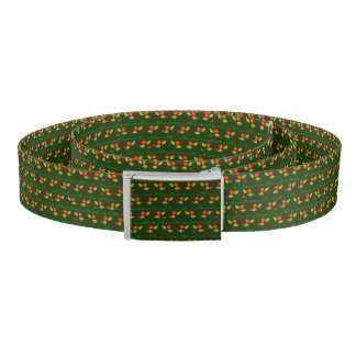 Plants and flowers belt