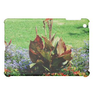 plants and flowers iPad mini cover