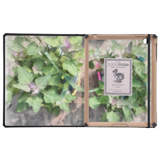 Plants in the home kitchen iPad covers