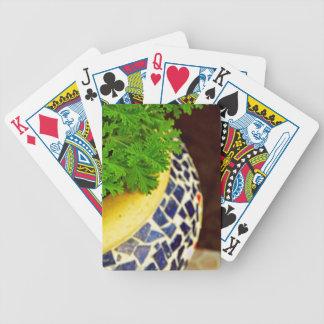 Plants Pot Deck Of Cards