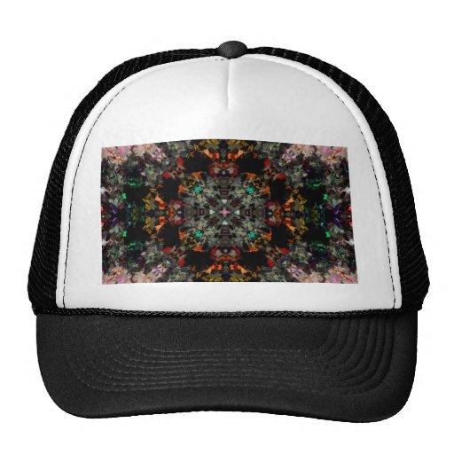 Plasma Fractal 31 Trucker Hats