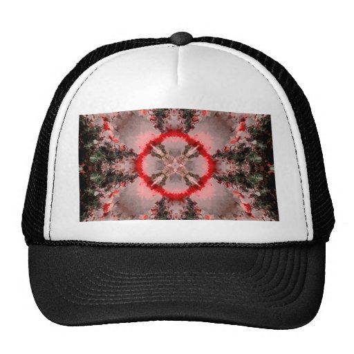Plasma Fractal 36 Mesh Hats
