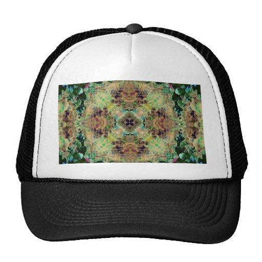 Plasma Fractal 42 Mesh Hats
