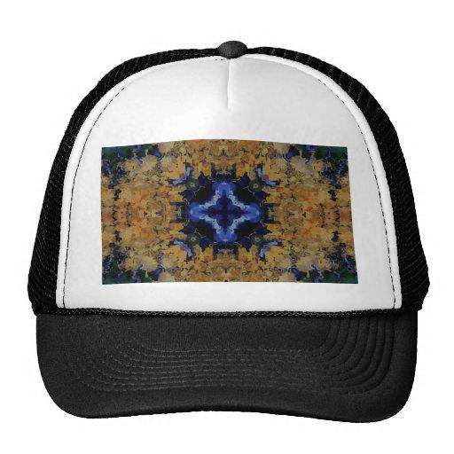 Plasma Fractal 48 Trucker Hats