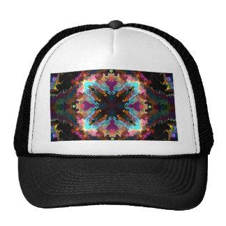 Plasma Fractal 65 Trucker Hats