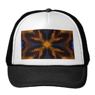 Plasma Fractal 83 Mesh Hats