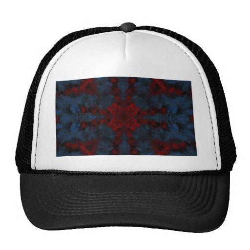 Plasma Fractal 86 Trucker Hats
