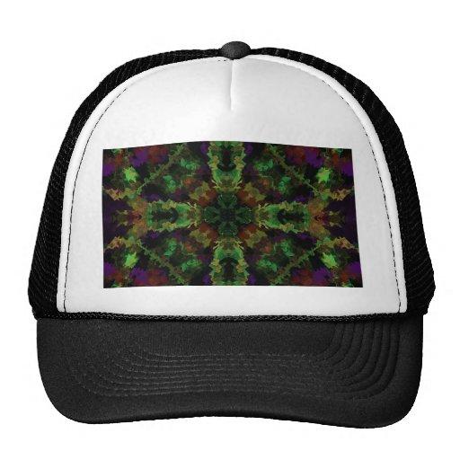 Plasma Fractal 88 Hat