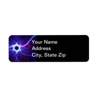 Plasma Magen Return Address Label