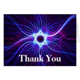 Plasma Magen Thank You Card