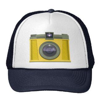Plastic Camera Hat