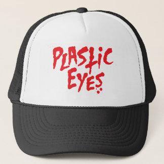 Plastic Eyes Logo Hat