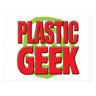 Plastic Geek Postcards