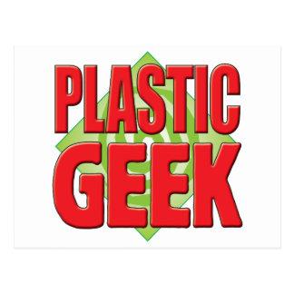 Plastic Geek v2 Postcards