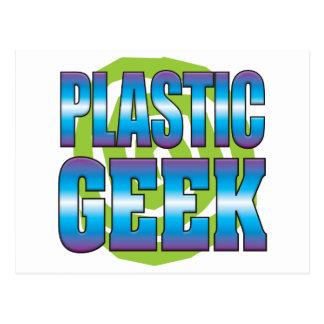 Plastic Geek v3 Post Card