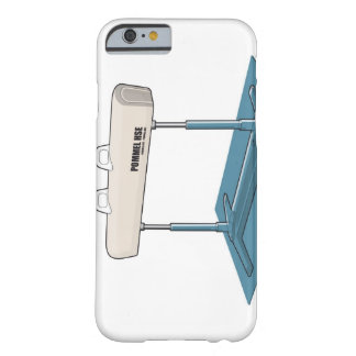 Plastic horse barely there iPhone 6 case
