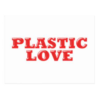Plastic Love Postkarte