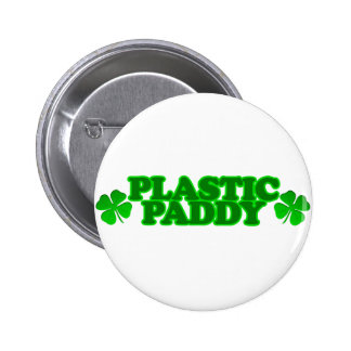 Plastic Paddy Buttons
