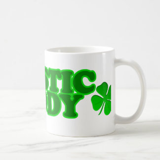 Plastic Paddy Coffee Mug
