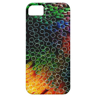 Plastic Rainbow Barely There iPhone 5 Case