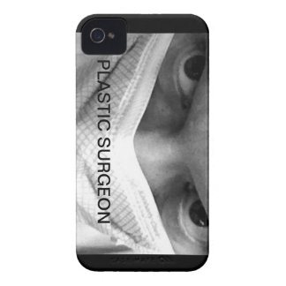 PLASTIC SURGEON IPHONE COVER iPhone 4 CASE