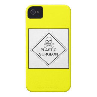 Plastic Surgeon Iphone Cover iPhone 4 Cases