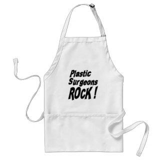 Plastic Surgeons Rock! Apron