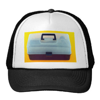 Plastic Tool Box Mesh Hat