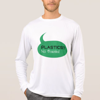 Plastics!? / Men's Long Sleeve T-Shirt