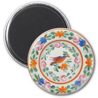 Plate 6 Cm Round Magnet