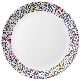 Plate astral air