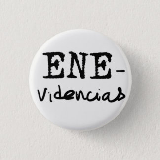 Plate ENE-divinations 3 Cm Round Badge