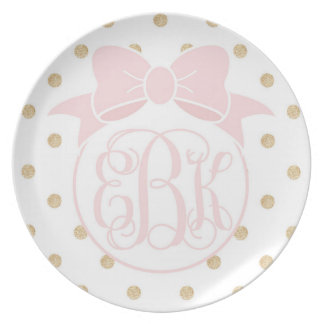 Plate fit for a Princess