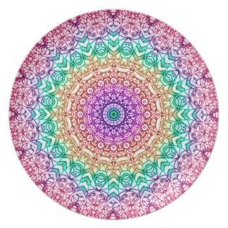 Plate Mandala Mehndi Style G379