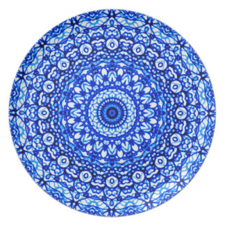Plate Mandala Mehndi Style G403