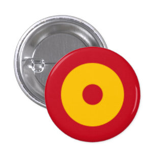 Plate pin insignia Spanish Air Force