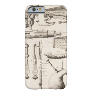 Plate VI: Wind instruments from the Encyclopedia o Barely There iPhone 6 Case