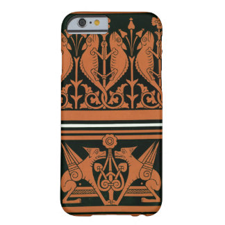 Plate XIV from 'Studies in Design', c.1874-76 (lit Barely There iPhone 6 Case