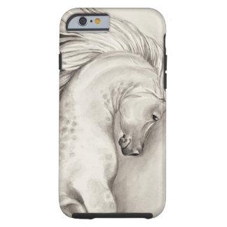 Platinum arabian tough iPhone 6 case